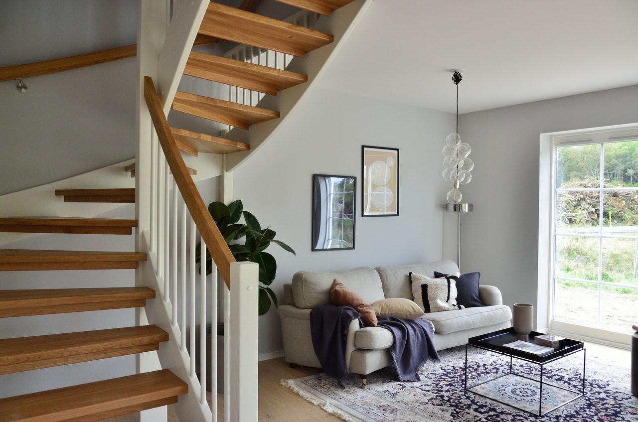 installation monte escalier