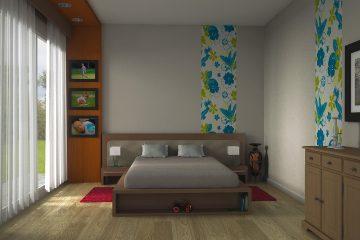 tapisserie ou fibre de verre