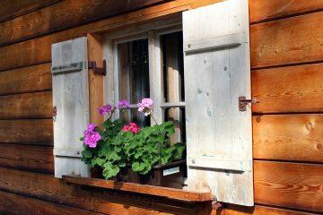 bardage de facade en bois
