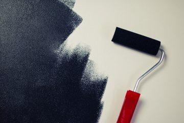 comment peindre au rouleau sans traces