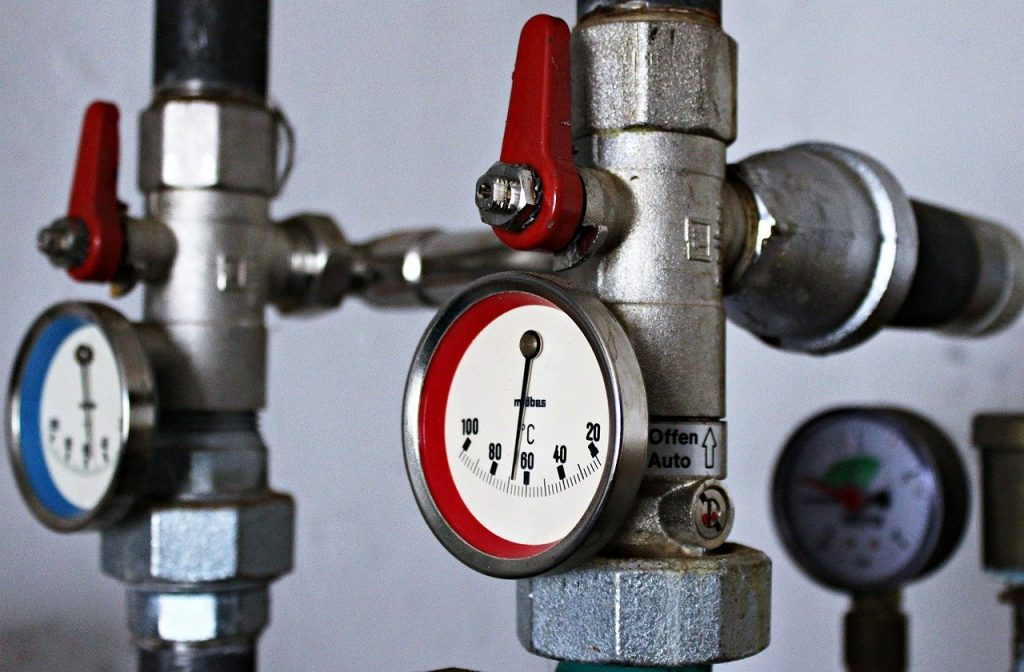 differents types de tuyaux de chauffage