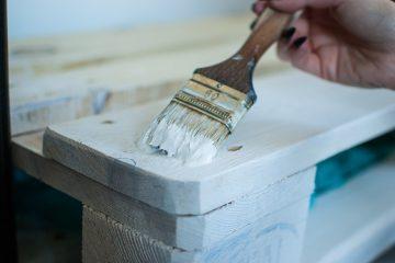 les differents types de peinture