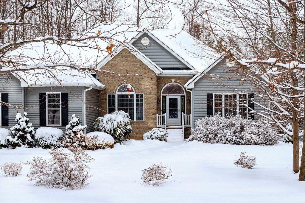 reduire les pertes de chaleur en hiver