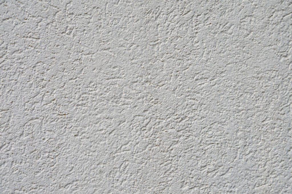 mur lisse ou en crepi