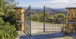 prix pose pilier portail